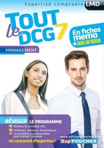 Vente Livre Numérique : Tout le DCG 7 ; management  - Alain Burlaud - Jean-François Soutenain - Christophe Torset