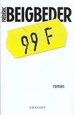 Couverture de 99 francs