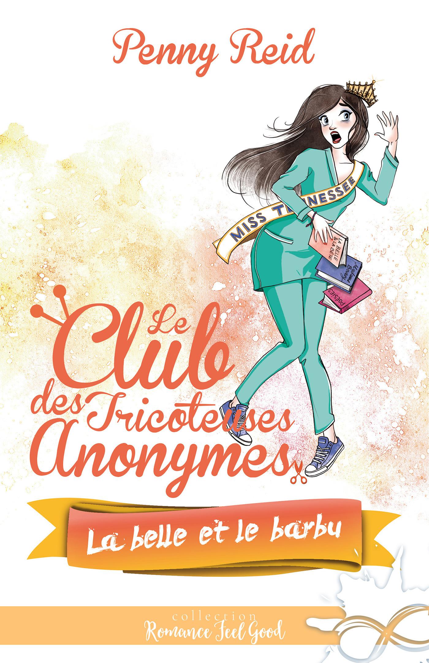 Le club des tricoteuses anonymes t.4 ; la belle et le barbu