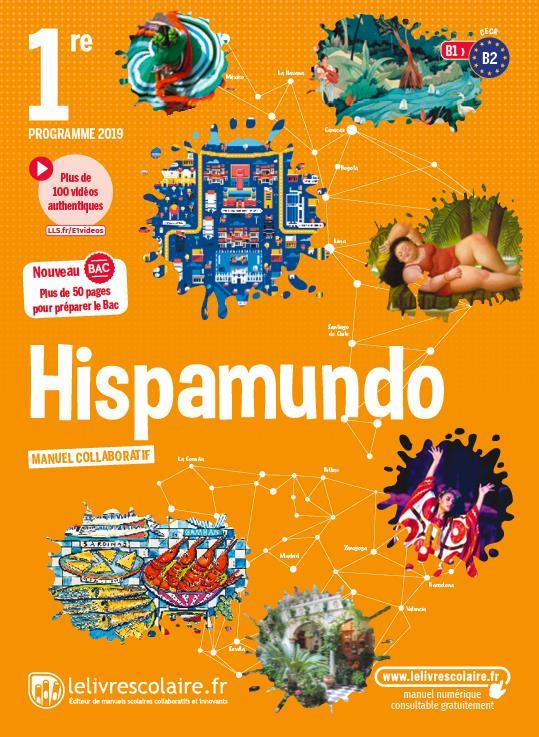 hispamundo ; espagnol, 1re (édition 2019)