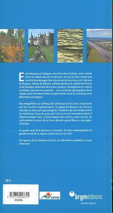 Curiosités géologiques entre Loire et Cher