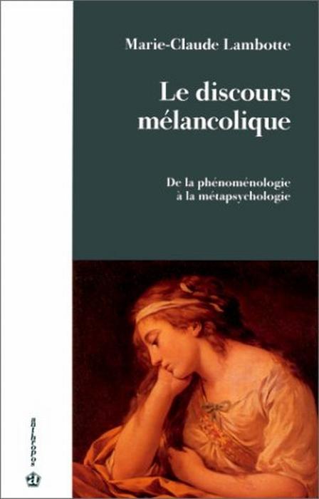 Discours melancolique