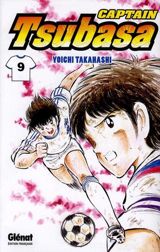 Captain Tsubasa t.9