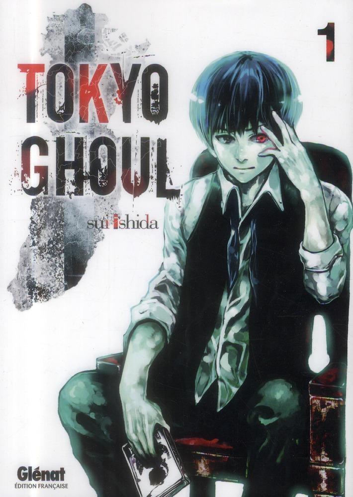 Tokyo ghoul t.1