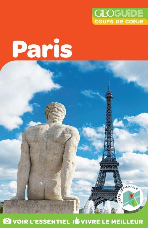 GEOguide coups de coeur ; Paris (édition 2018)