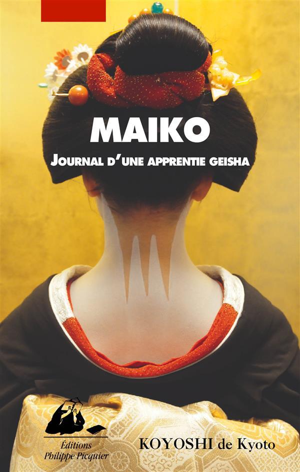 KOYOSHI DE KYOTO - MAIKO - JOURNAL D-UNE APPRENTI