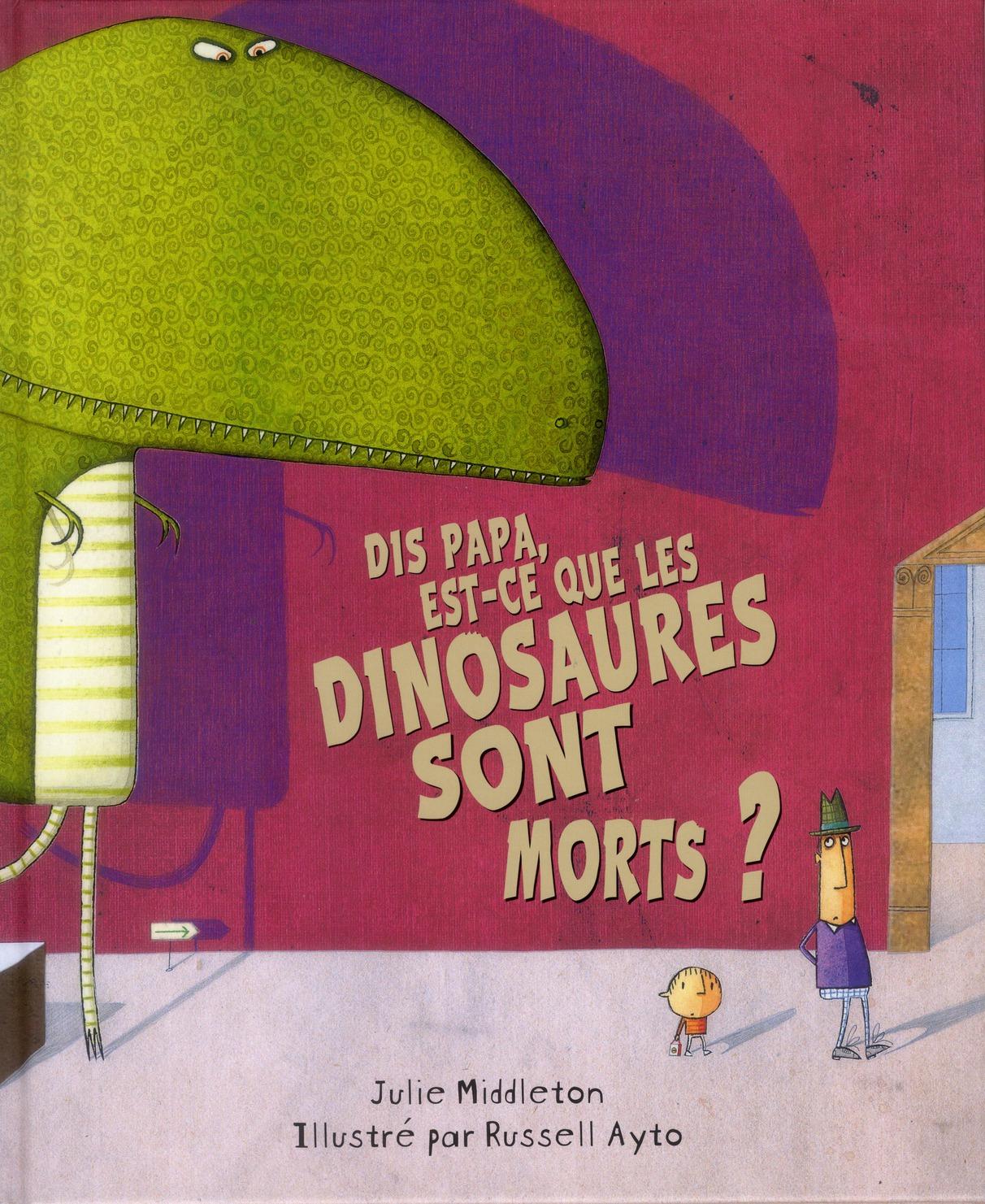 Dis Papa, Est-Ce Que Les Dinosaures Sont Morts ?