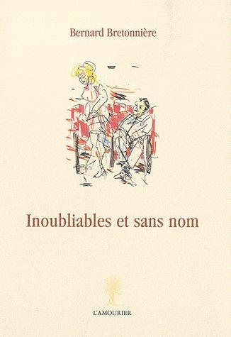 Inoubliables et sans nom