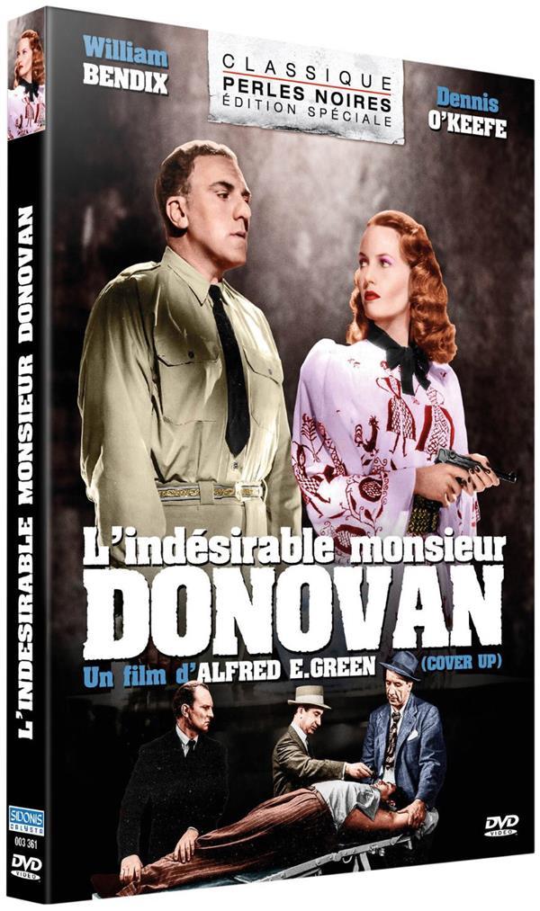 L'Indésirable Mr Donovan