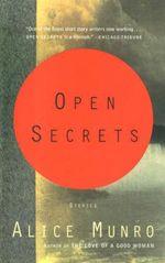 Vente Livre Numérique : Open Secrets  - Alice Munro
