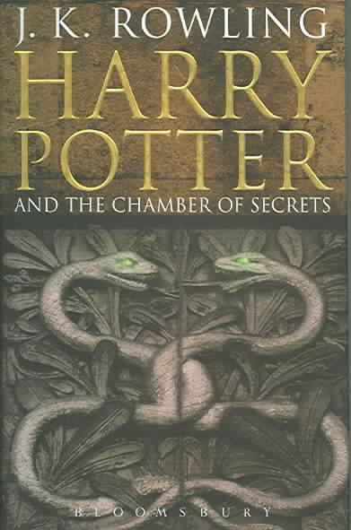 Harry Potter And The Chamber Of Secrets Bk. 2