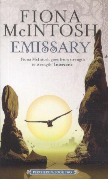 Percheron - tome 2: emissary