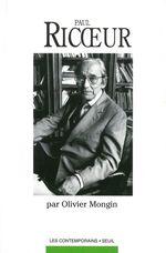 Vente Livre Numérique : Paul Ricoeur  - Olivier MONGIN