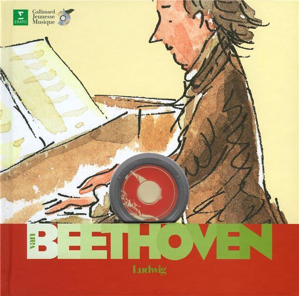 Beethoven  (1 Livre -1cd)