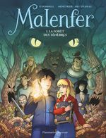 Vente Livre Numérique : Malenfer (Tome 1) - La Forêt des ténèbres  - Cassandra O'Donnell