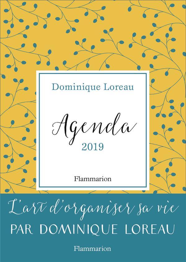 agenda (édition 2019)