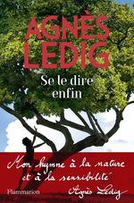 Vente Livre Numérique : Se le dire enfin  - Agnès Ledig