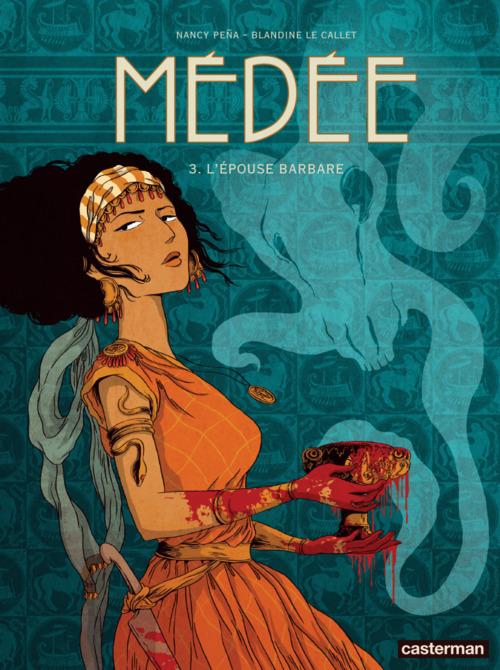Médée (Tome 3) - L´Épouse barbare