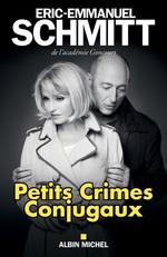 Vente Livre Numérique : Petits Crimes conjugaux  - Éric-Emmanuel Schmitt