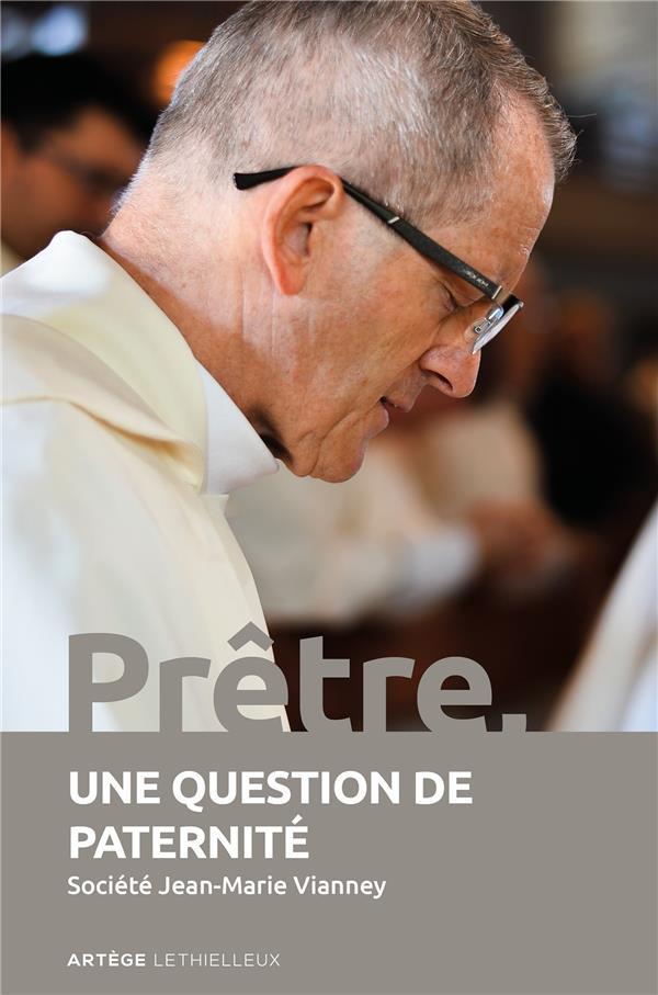 PRETRE, UNE QUESTION DE PATERNITE  -  COLLOQUE 2019