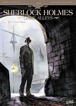 Vente Livre Numérique : Sherlock Holmes Crime Alleys T01  - Sylvain Cordurié