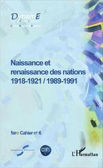 Naissance et renaissance des nations  - Jean-Christophe ROMER - Maurice CARREZ