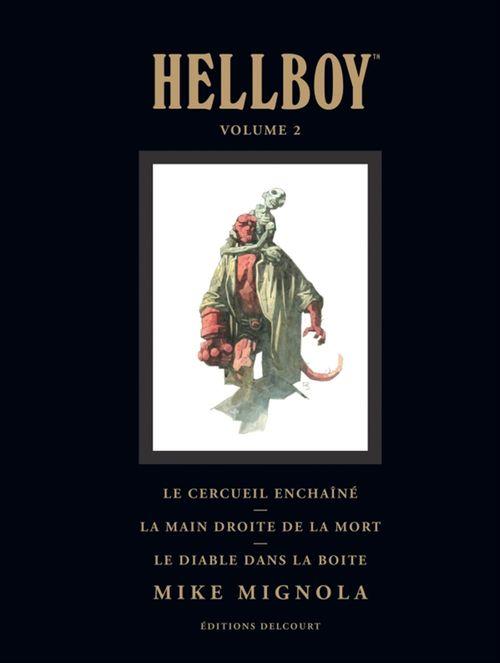 Hellboy Deluxe T02  - Mike Mignola