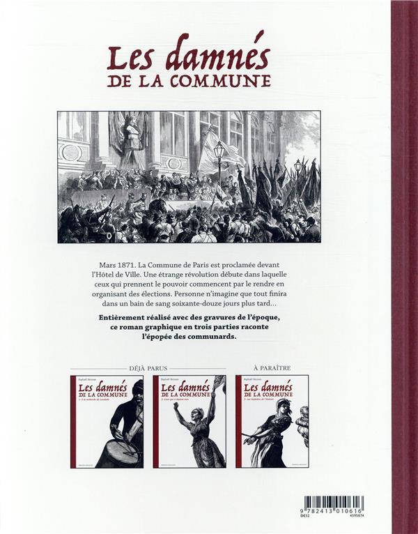 Les damnés de la Commune T.2 ; ceux qui n'étaient rien