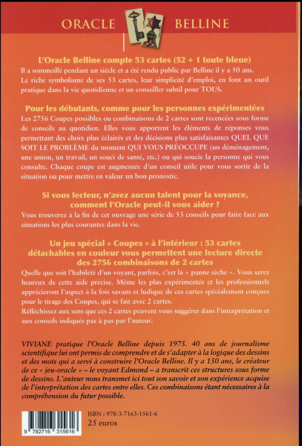 oracle Belline ; 2756 conseils pour gérer votre quotidien
