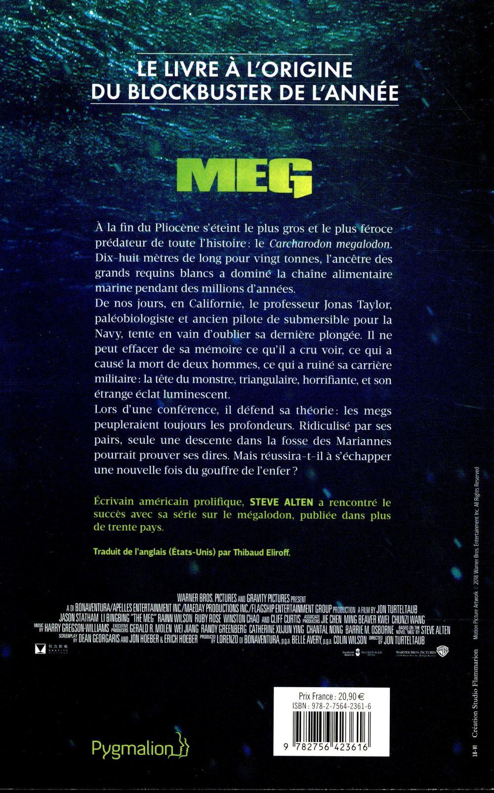 Meg ; en eaux troubles
