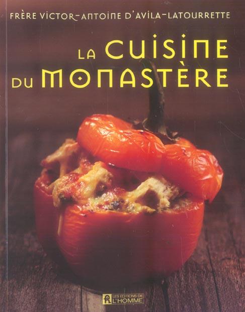 La cuisine du monastère
