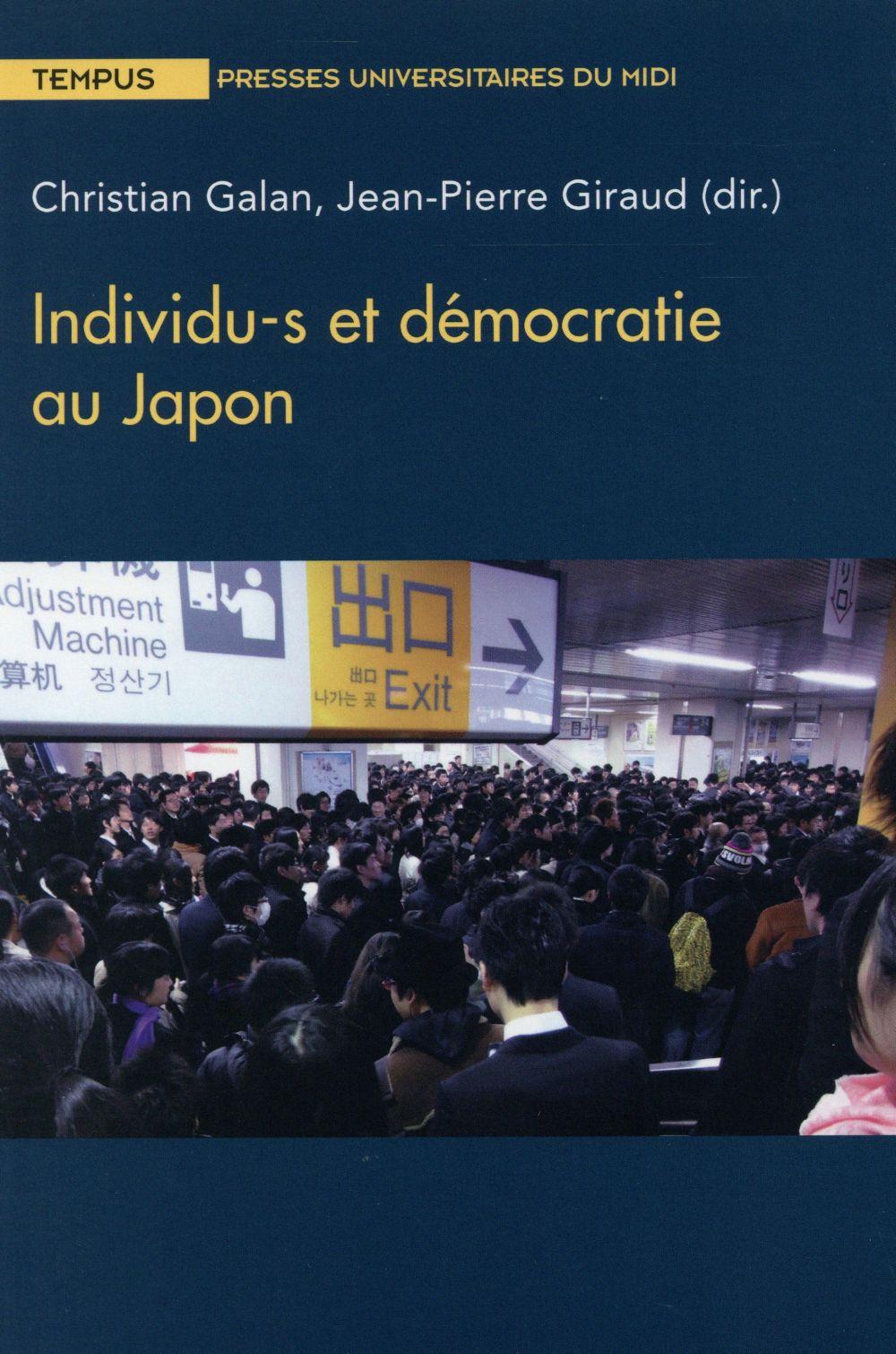 Individus et démocratie au Japon