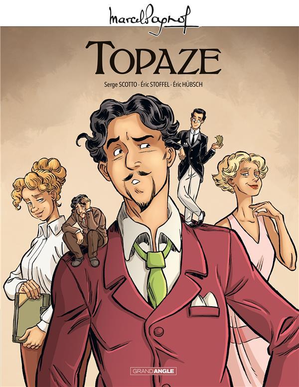 Topaze ; Intégrale t.1 et t.2