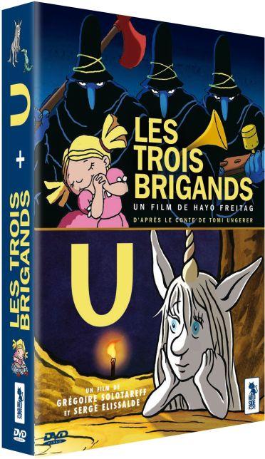 Les Trois brigands + U