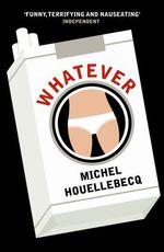 Vente Livre Numérique : Whatever  - Michel Houellebecq