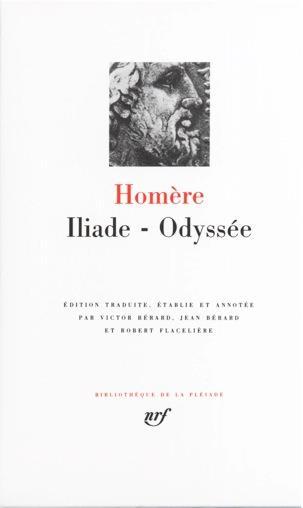 Iliade ; Odyssée