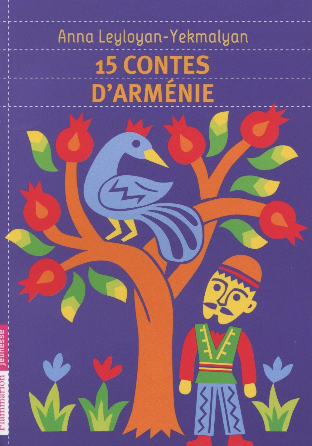 15 contes d'Armenie
