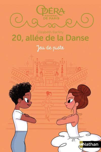 20, ALLEE DE LA DANSE SAISON 2 - TOME 2 JEU DE PISTE