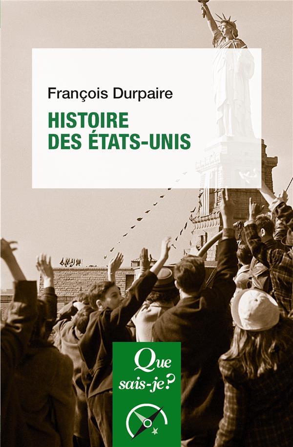- HISTOIRE DES ETATS-UNIS