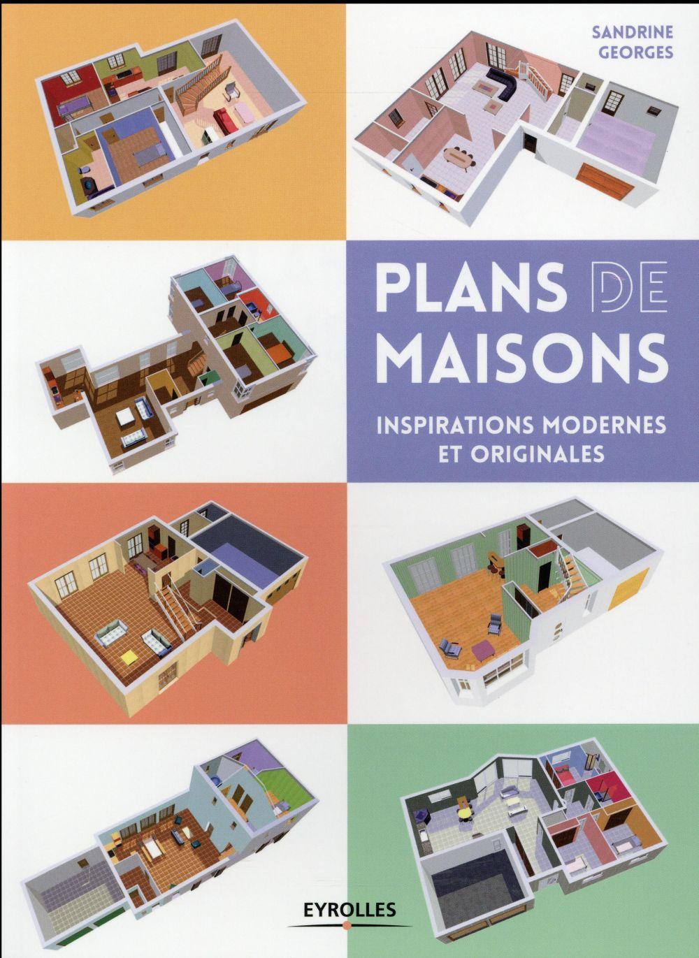 Plans De Maisons ; Inspirations Modernes Et Originales