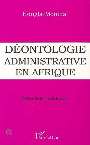 Déontologie administrative en Afrique