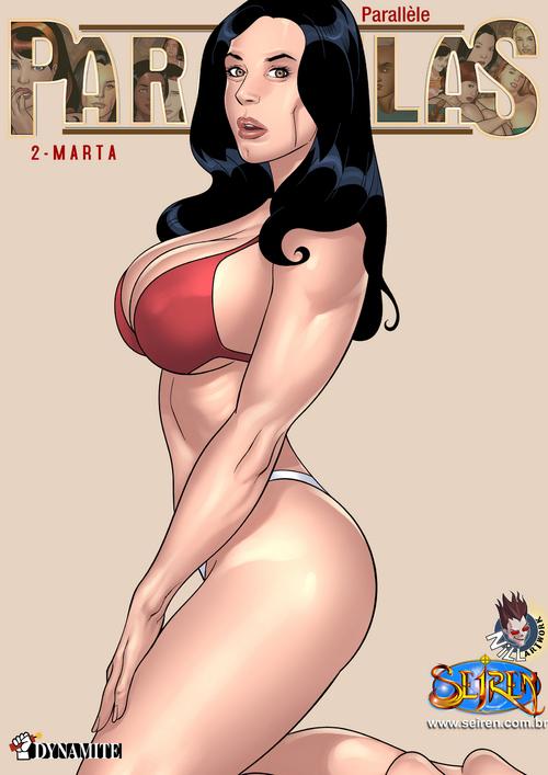 Parallèle - tome 2 Martha
