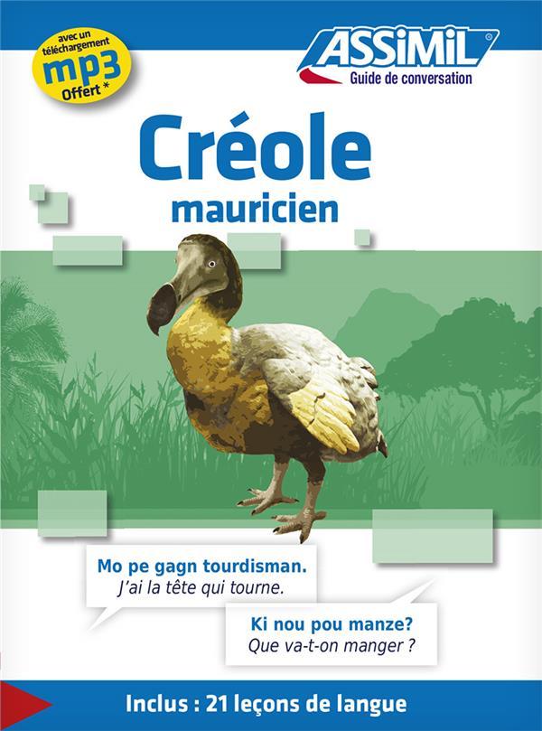 Carpooran Arnaud - Créole mauricien