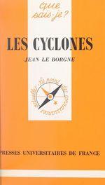 Vente EBooks : Les cyclones  - Jean Le Borgne