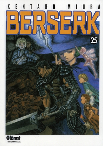 BERSERK T.25 MIURA