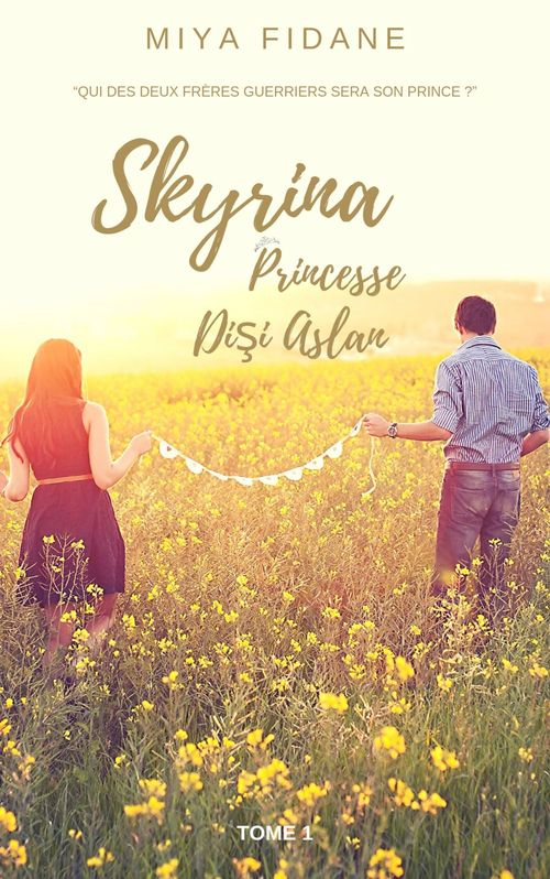 Skyrina princesse Disi Aslan t.1 ; la princesse guerrière