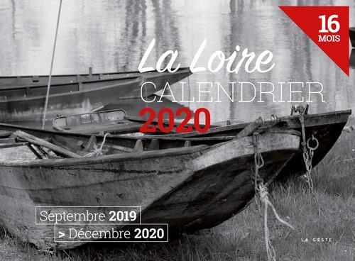 Calendrier 2020 ; la Loire