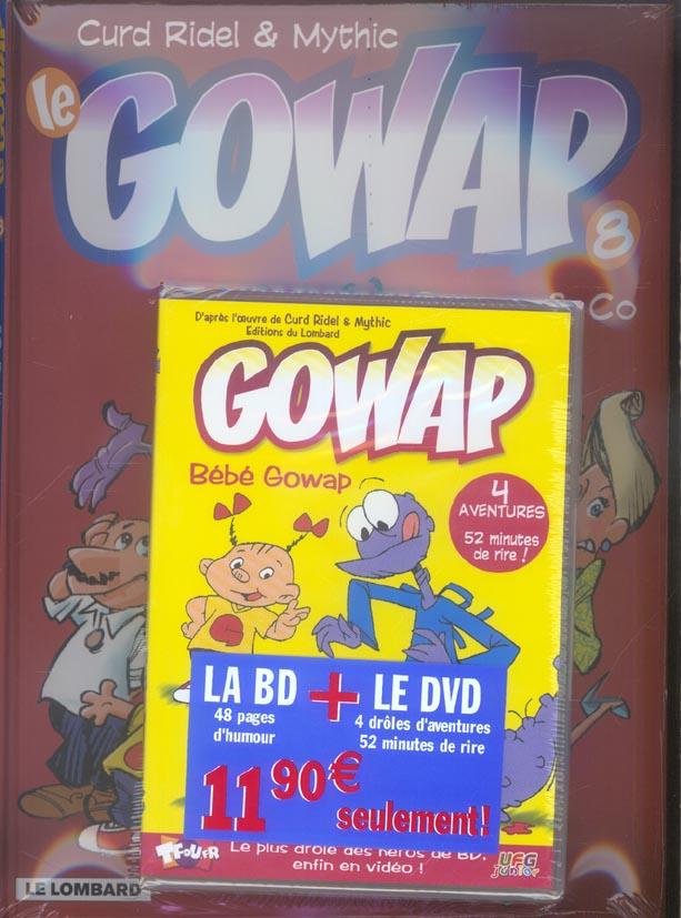 Le gowap t.8