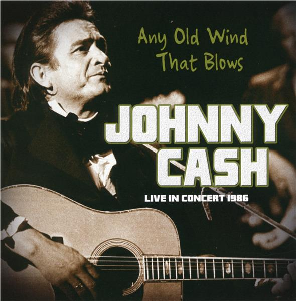 any old wind that blows, live in concert 1986