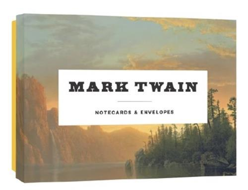 Mark Twain Notecards